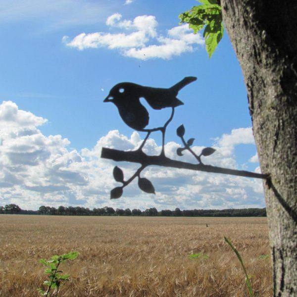 Vetbolhouder roodborst van Birdwise