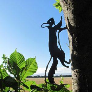 Klimmende eekhoorn van Birdwise