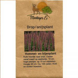 Bloemzaden dropplant anijsplant