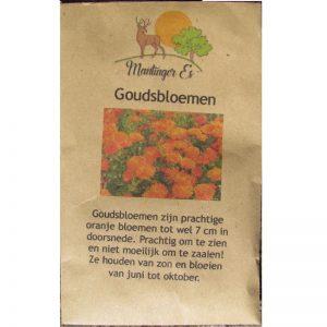 Bloemzaden goudsbloemen