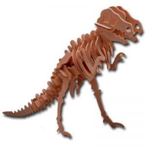 Houten bouwpakket T-Rex