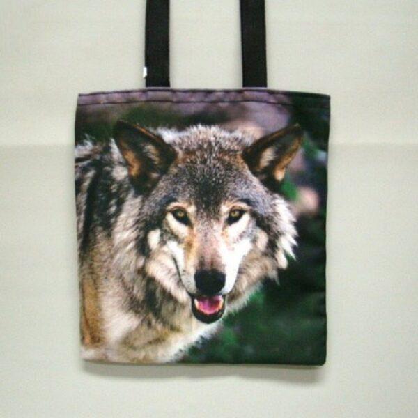 Boodschappentas wolf